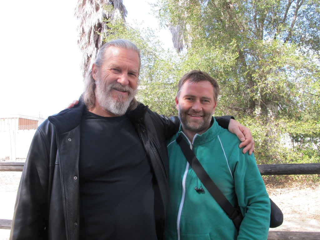 Jeff Bridges, Ojai Valley Trail, Chris Wilson