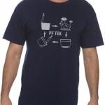PF Tek shirt